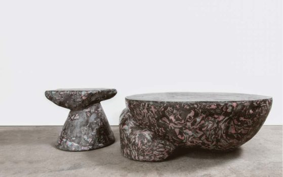 The Process: Scagliola Is the Swirly Faux Marble You Never Knew You Loved