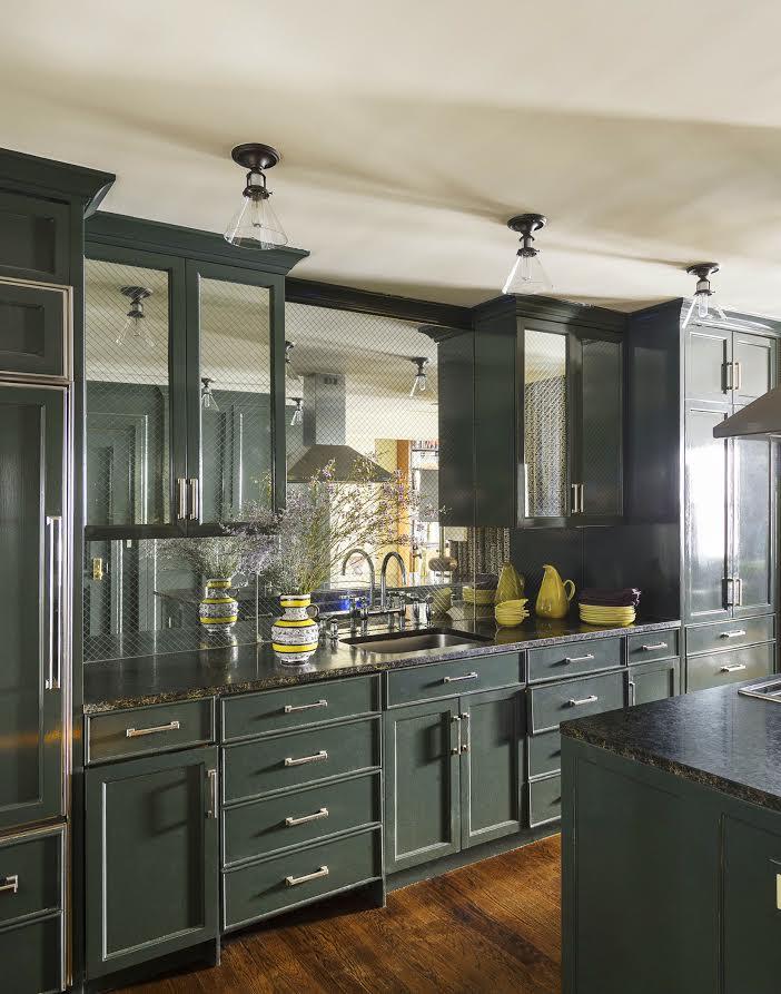 Glenn Gissler kitchen in Clinton Hill