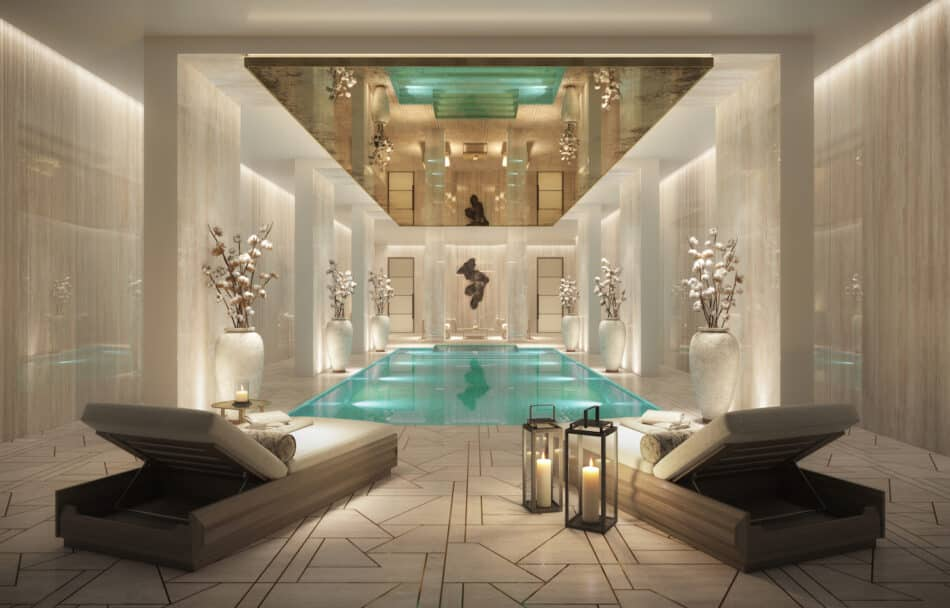 Moroccan-Inspired Pool by Studio Vero