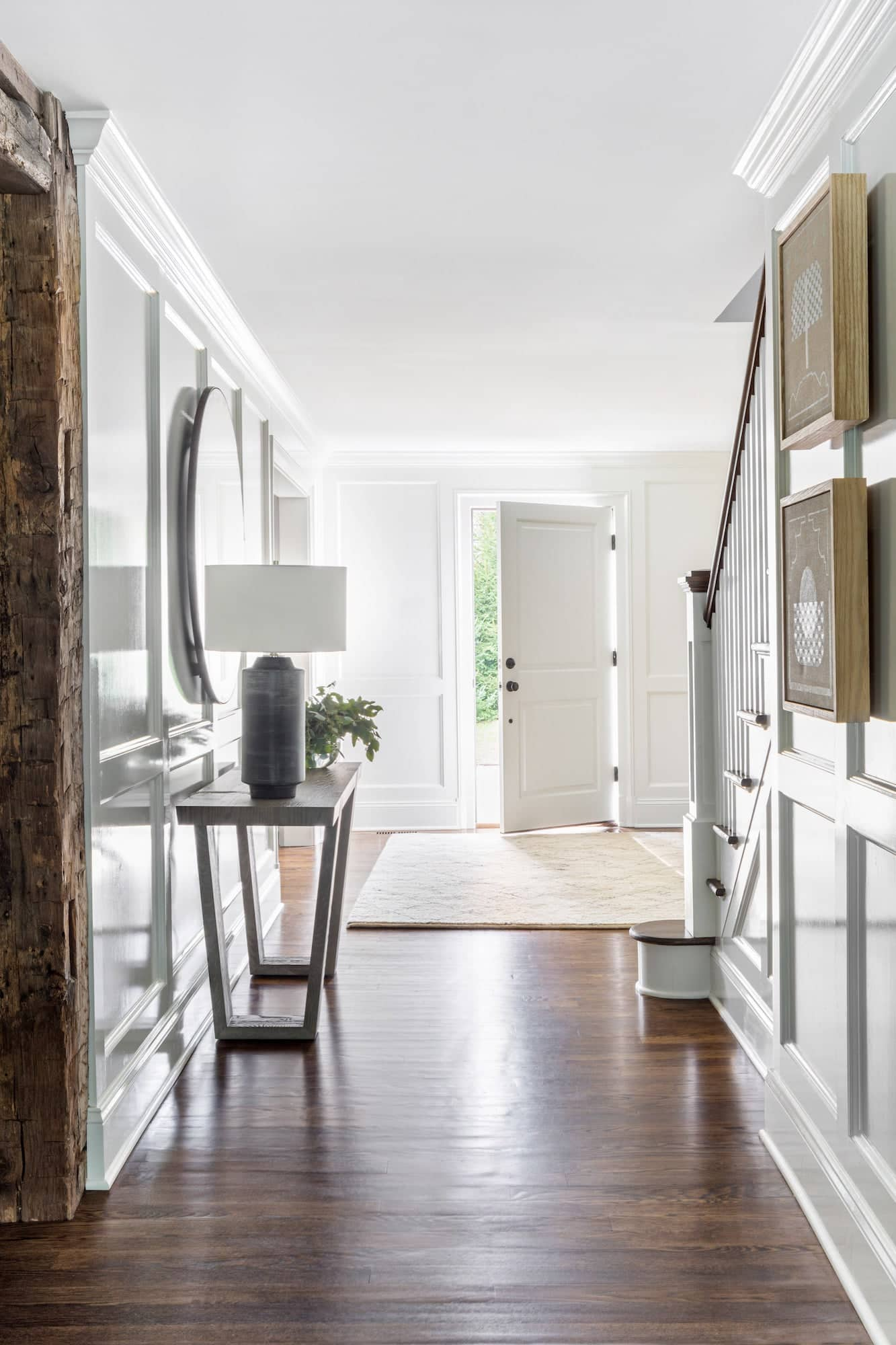 Westport, CT home by Chango & Co.