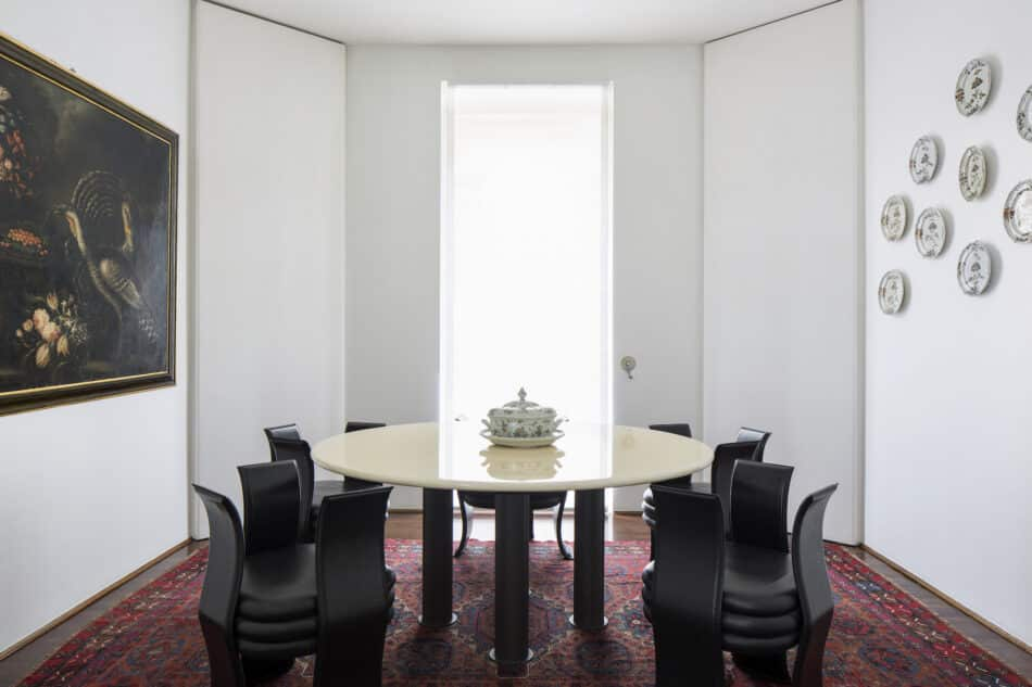 Francesco Soro's Milanese apartment