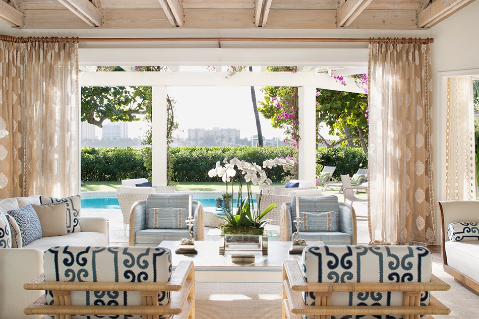 12 Polished Palm Beach Interiors The