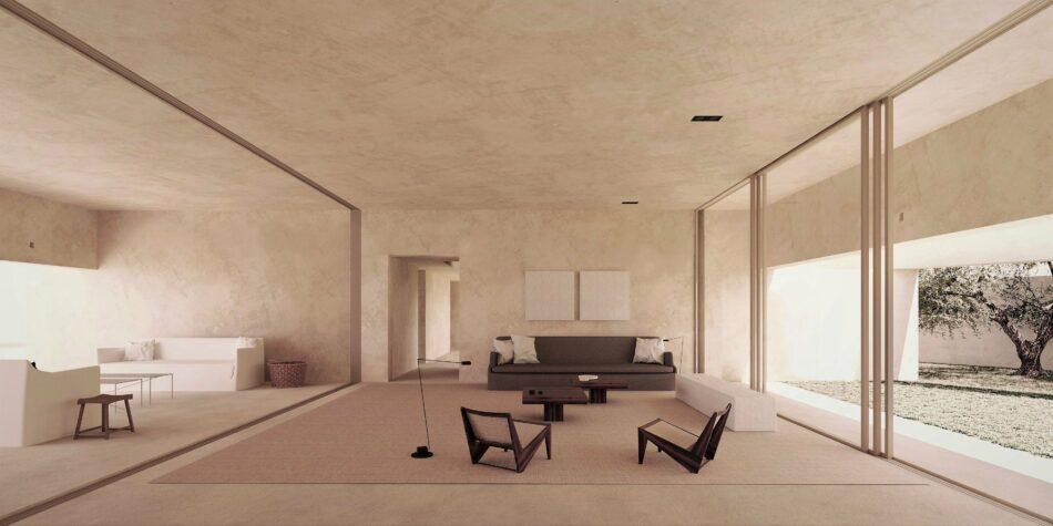 OOAA Arquitectura Spain house
