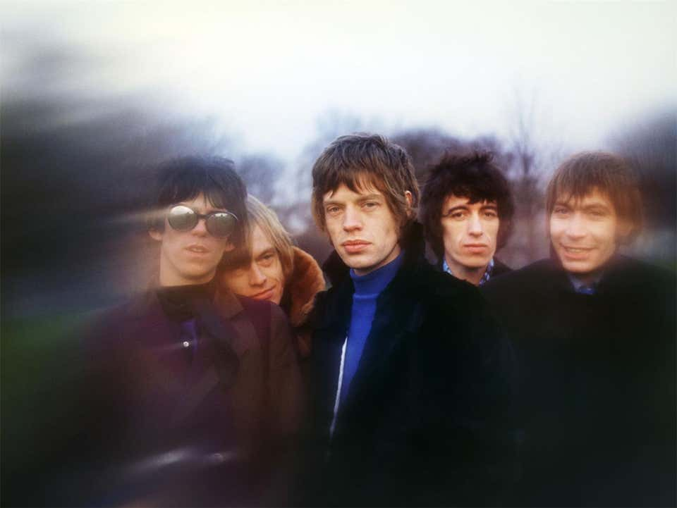 The Rolling Stones, Between the Buttons Outtake, London, 1966, by Gered Mankowitz