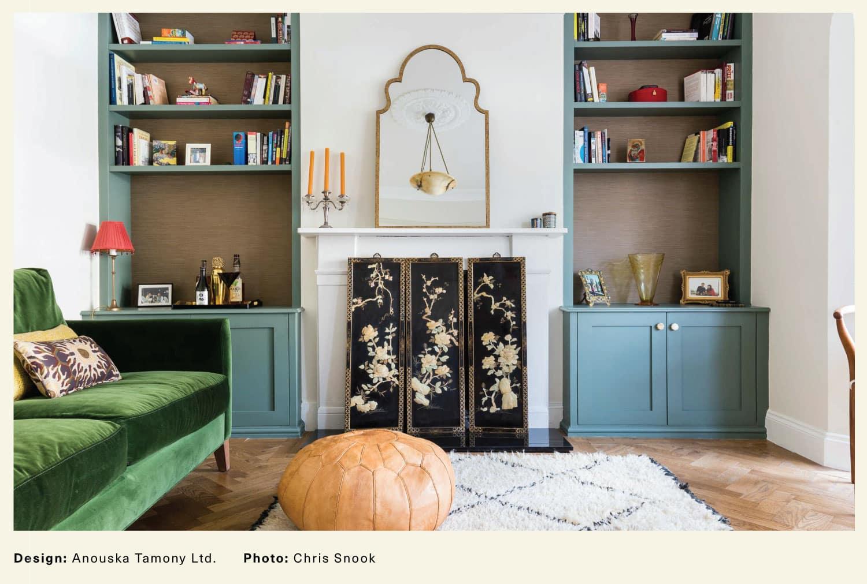 Anouska Tamony Ltd. living room