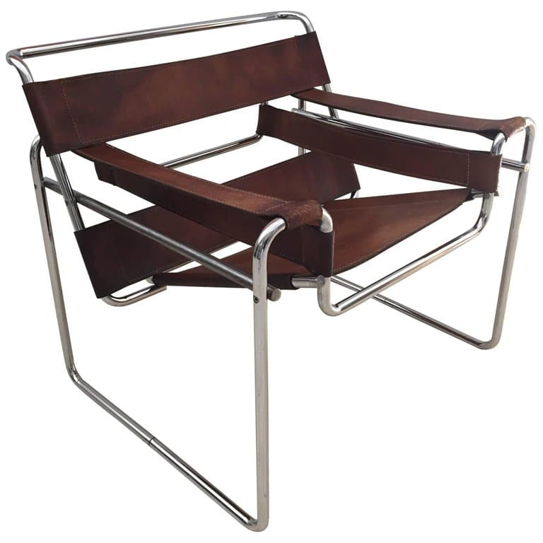 Marcel Breuer Wassily chair for Knoll,