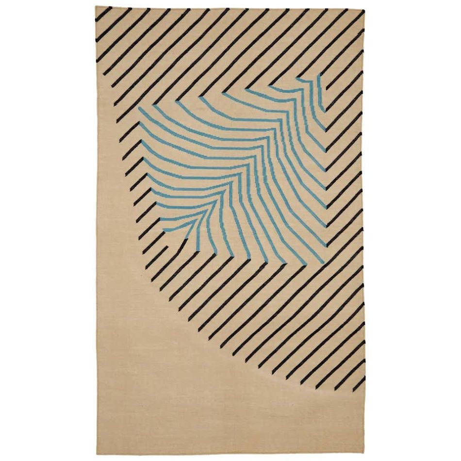Tantuvi rug Eulerian No. 4 rug, 2018