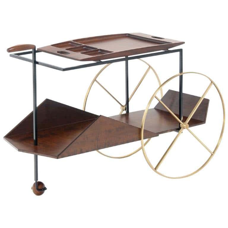 Etel Bar Cart