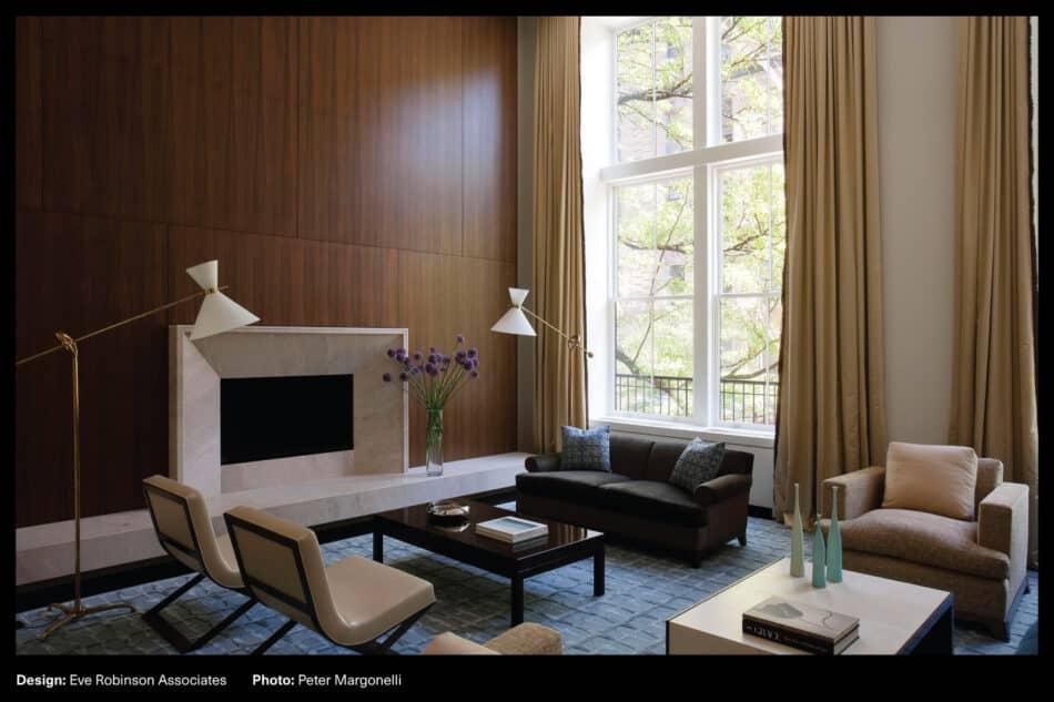 Eve Robinson Associates living room
