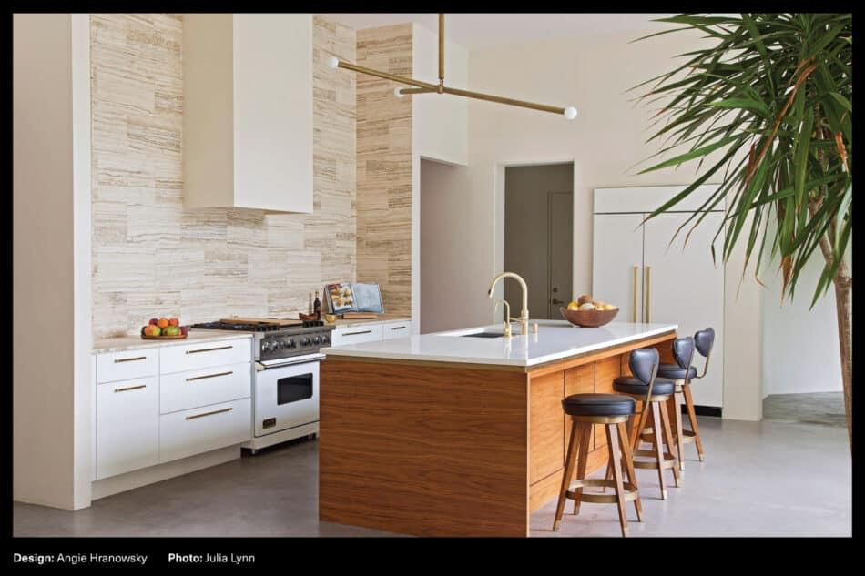 Angie Hranowsky kitchen