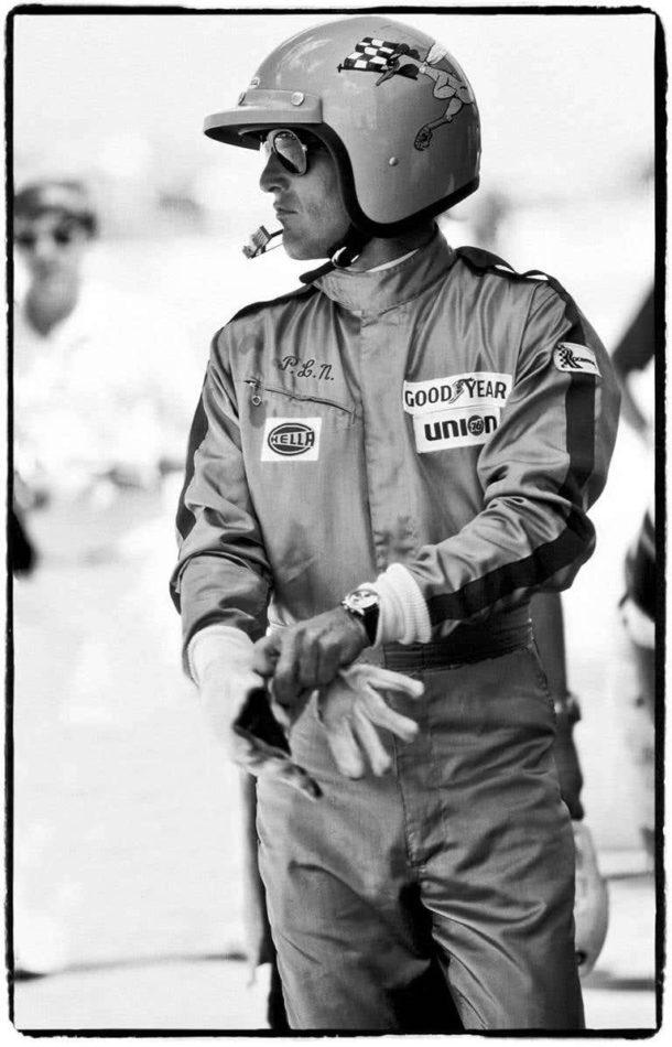 Paul Newman/ Sebring, 1978, by Al Satterwhite