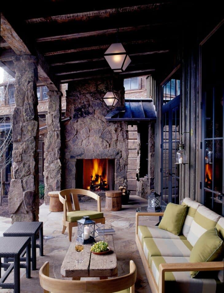 Patio by Alan Tanksley, Inc. in Colorado