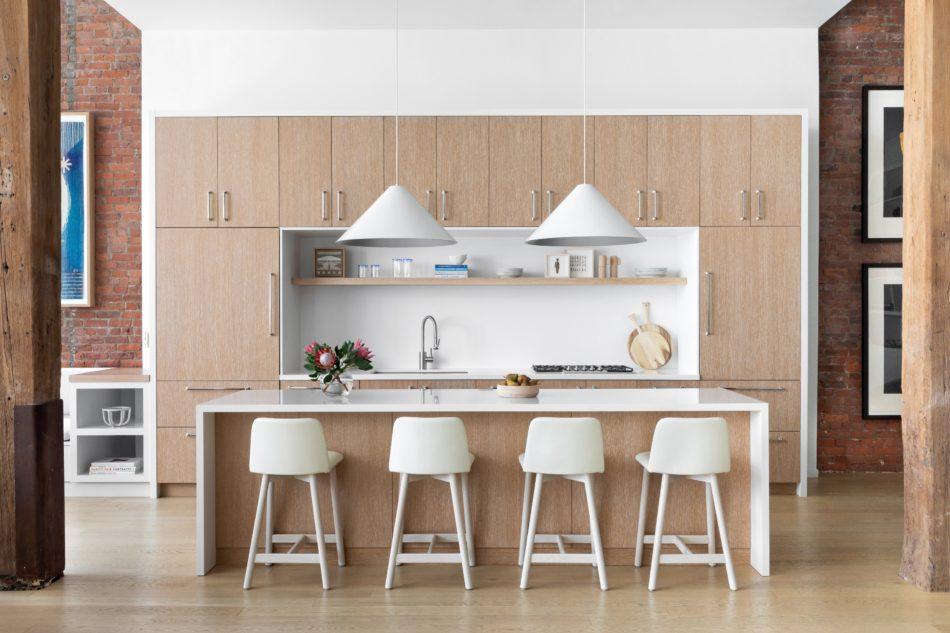 Dumbo kitchen by Chango & Co.