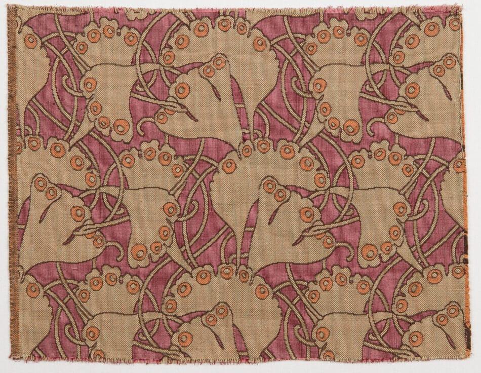 Palmenblatt pattern