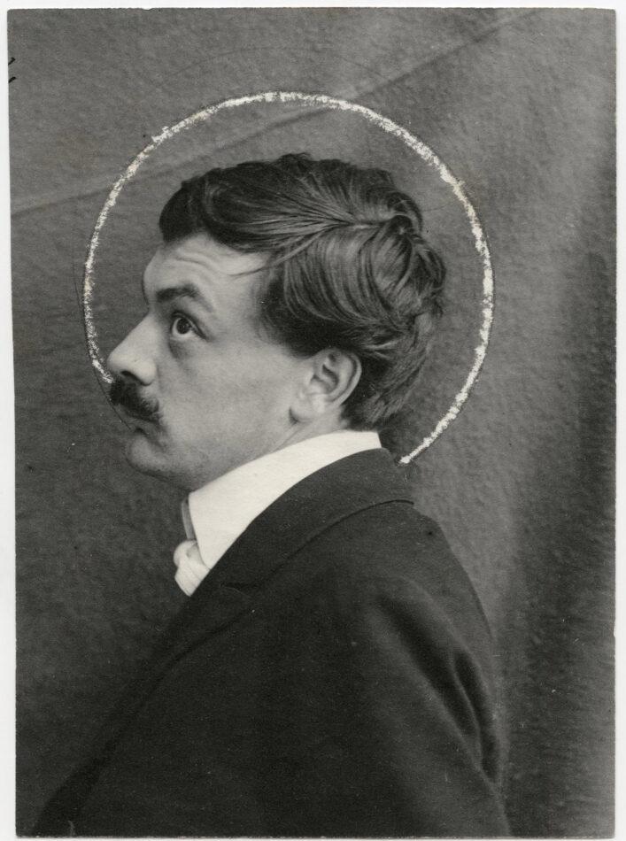 Portrait of Koloman Moser