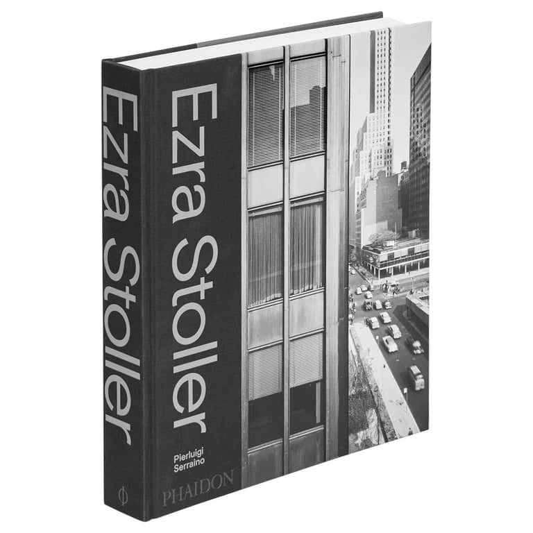 The book Ezra Stoller: a Photographic History of Modern American Architecture