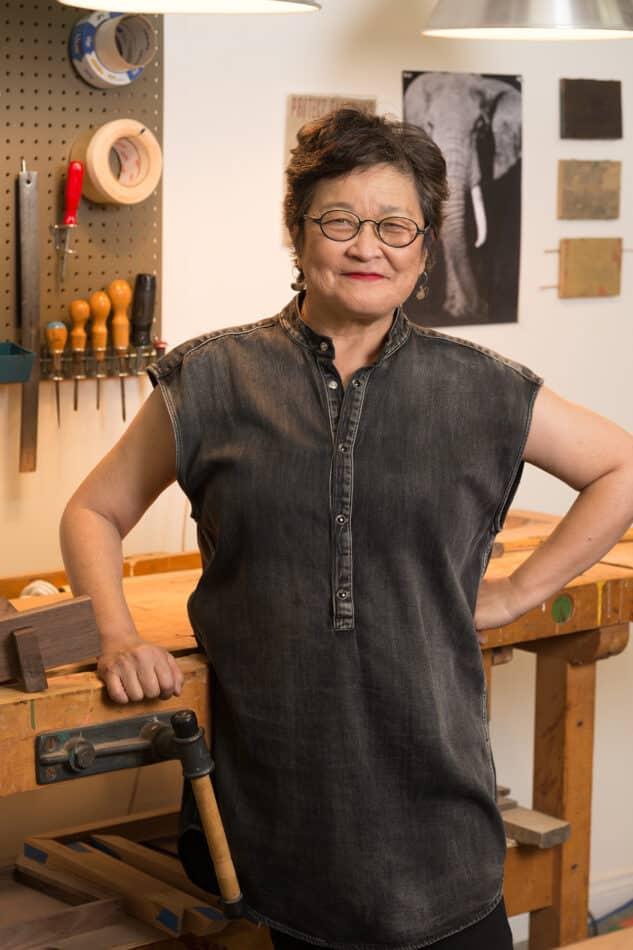 Maker, artist and educator Wendy Maruyama