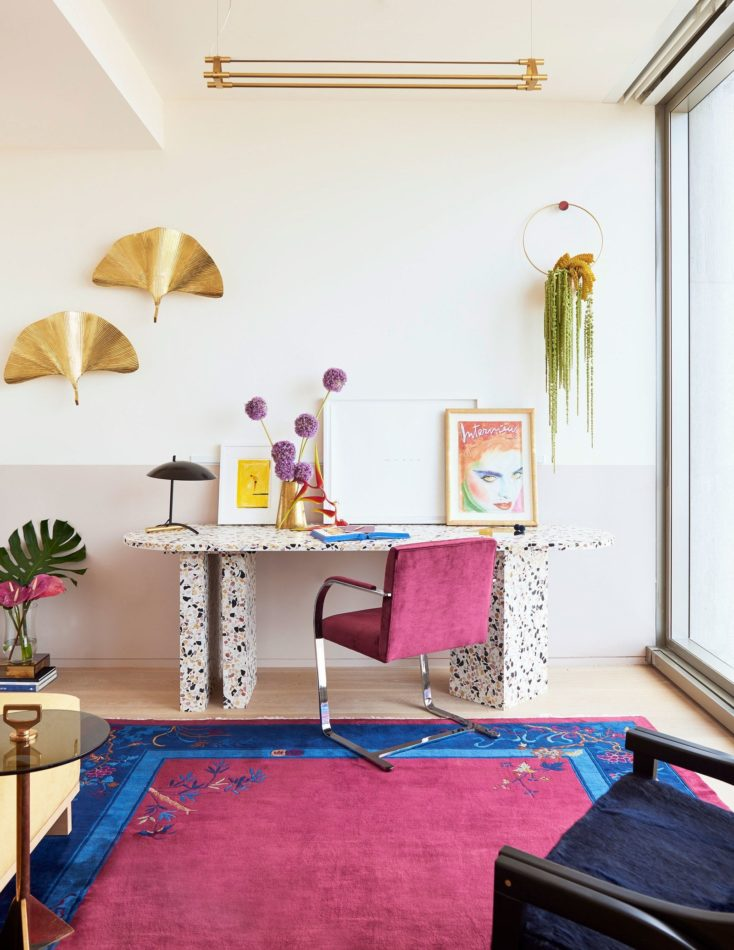 New York home office by AO Atelier