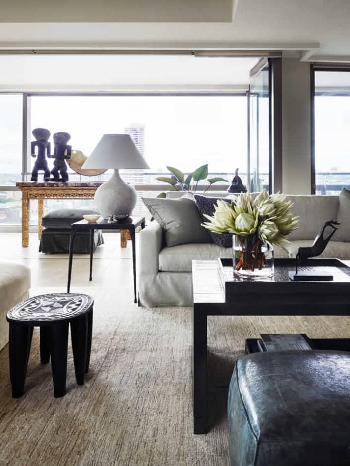 Thomas Hamel living room