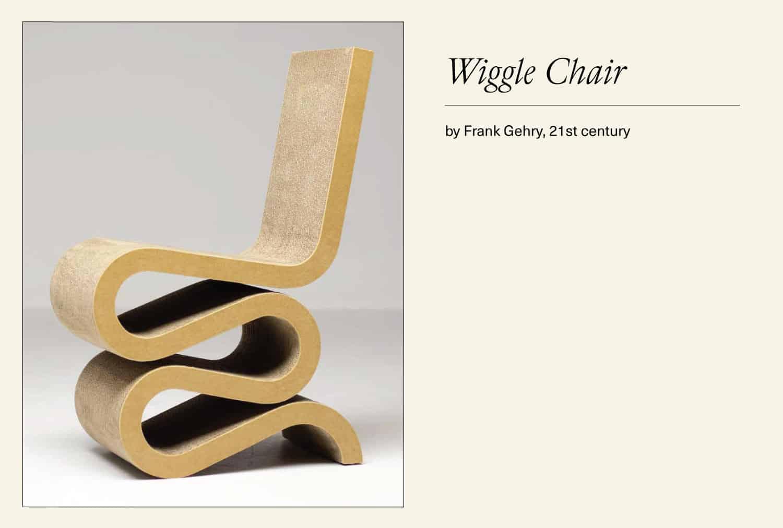 Yellow Wiggle chair