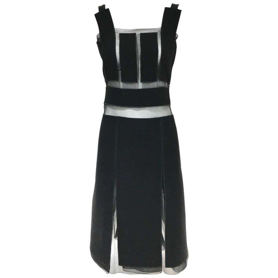 Prada cocktail dress, 1990s