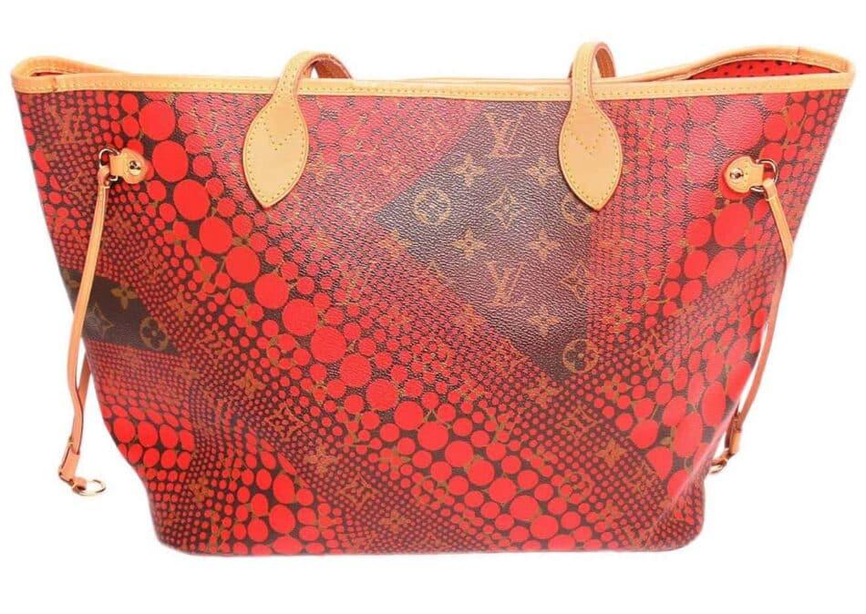 Louis Vuitton Yayoi Kusama Neverfull MM tote, 2012