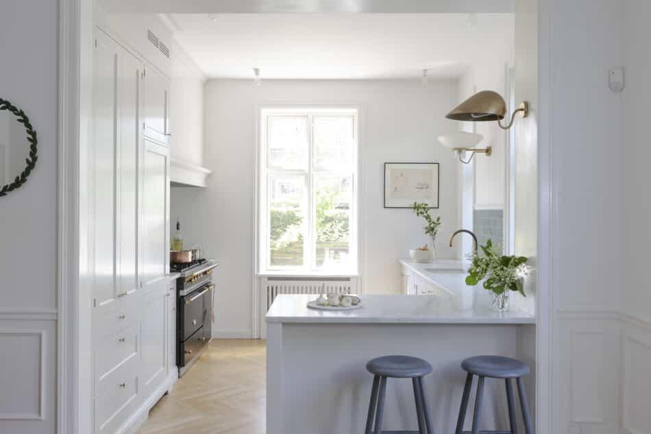 Rebecca Wernberg kitchen