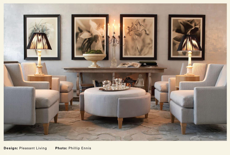 Pleasant Living interior