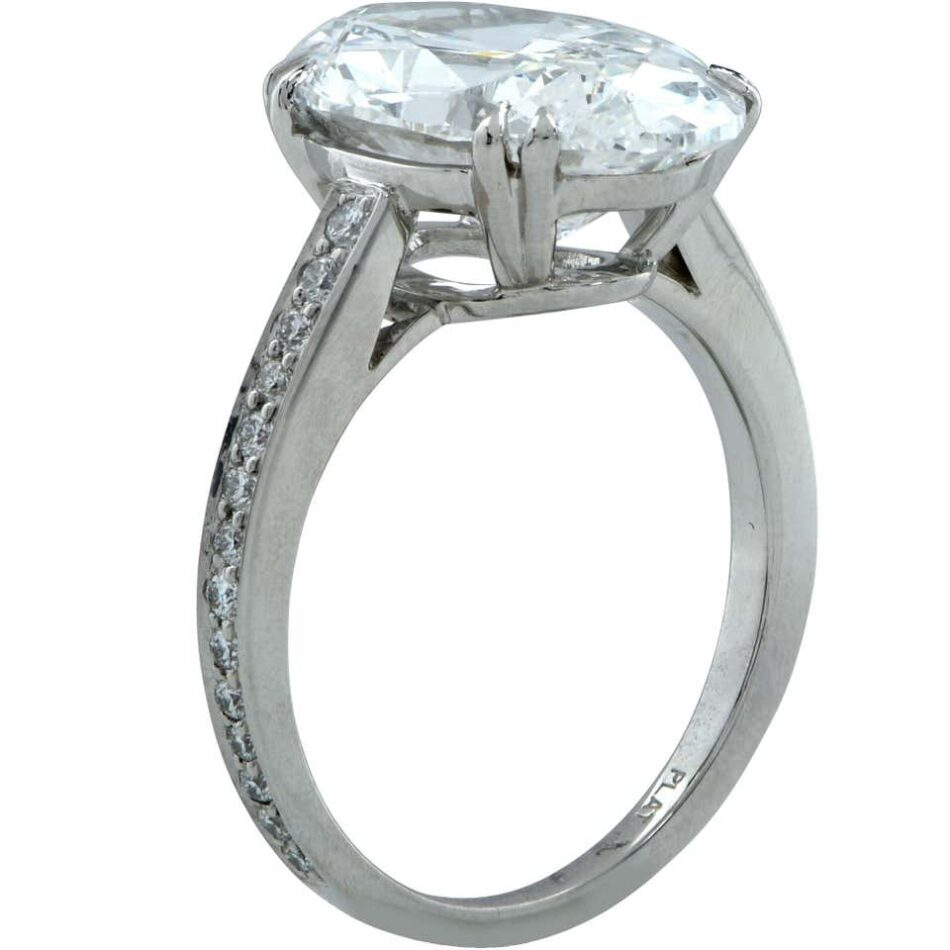 cathedral setting ring