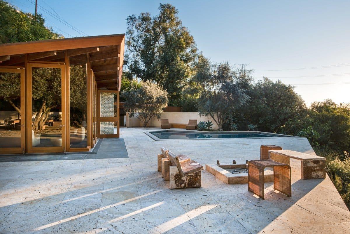 Unheim Hollywood Hills pool
