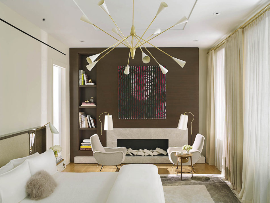 Pembrooke & Ives-designed bedroom