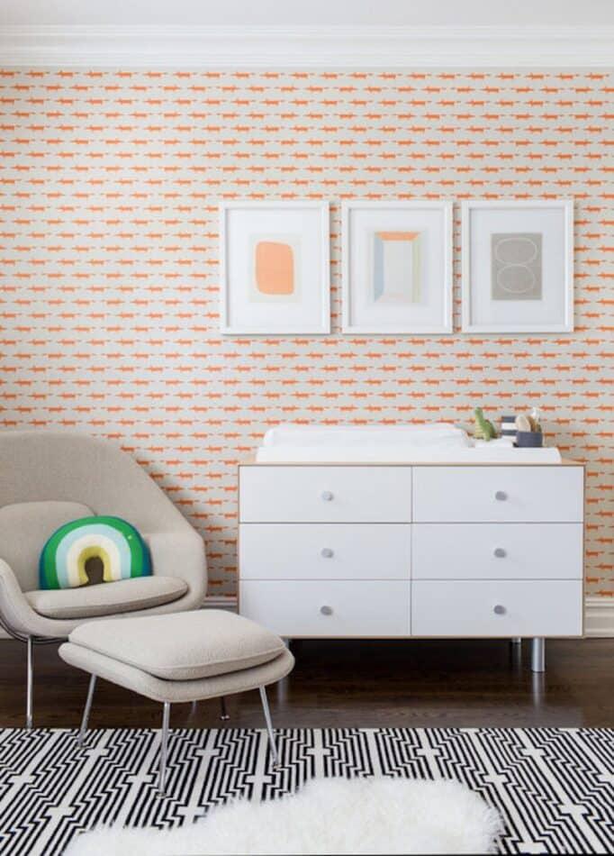Chango & Co. child's bedroom in Rumson, NJ