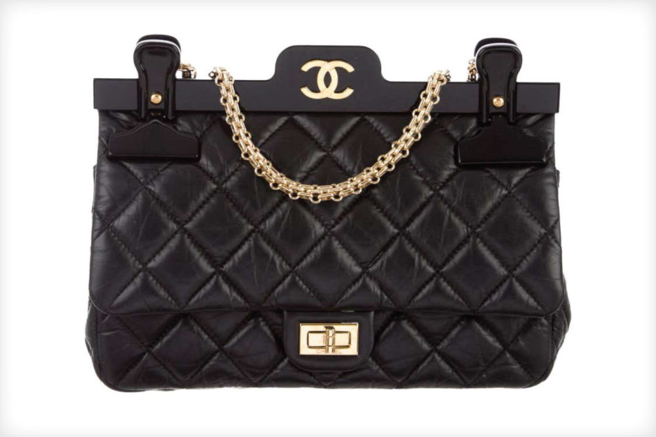 Chanel 2.55 Reissue Classic Flap Hanger Large Limited Edition