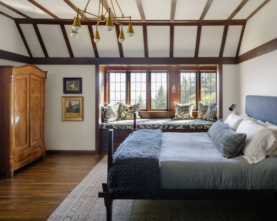 master bedroom by Jessica Helgerson