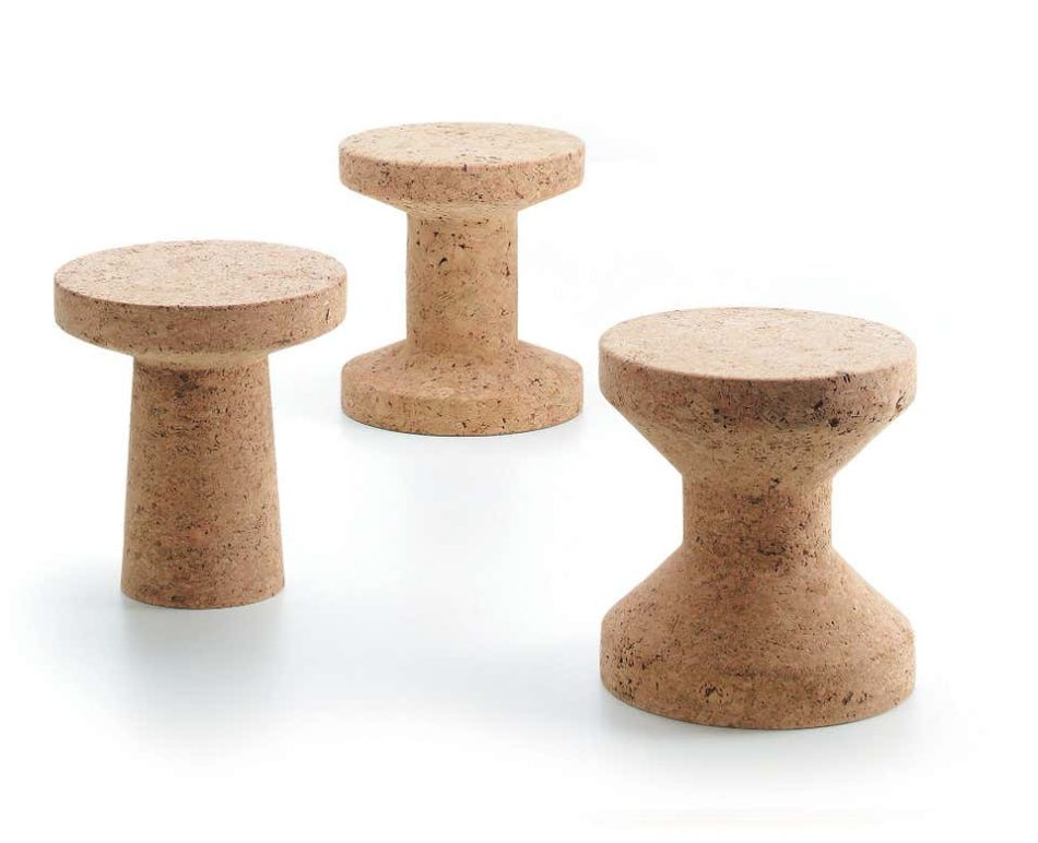 Jasper Morrison for Vitra Cork Family Stools