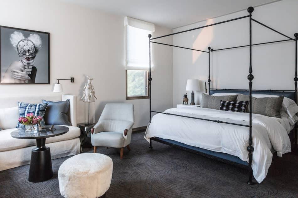 Venice Beach master bedroom
