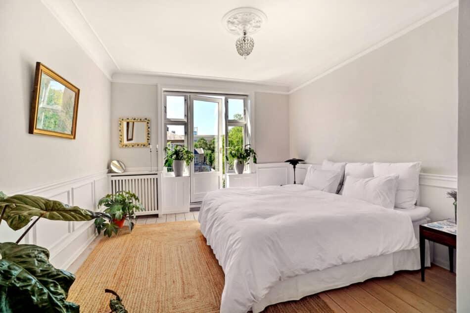 Rebecca Wernberg bedroom