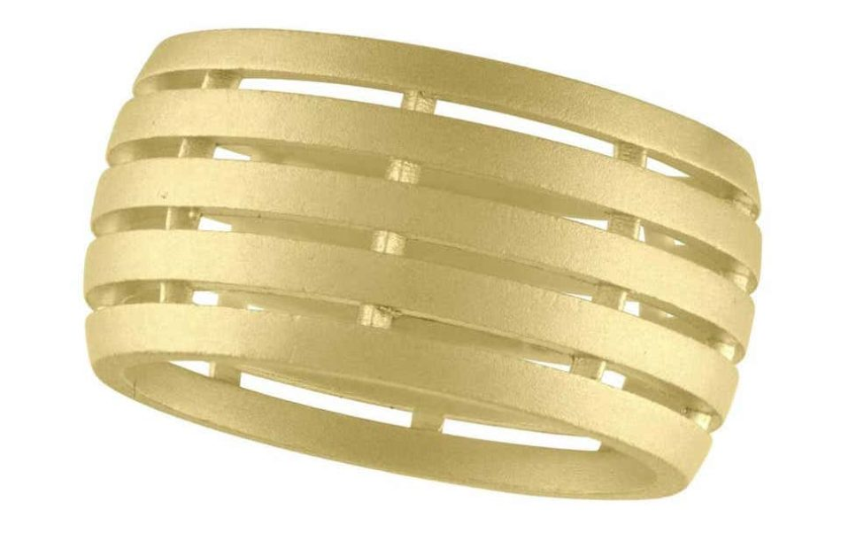 Tate fence collection ring