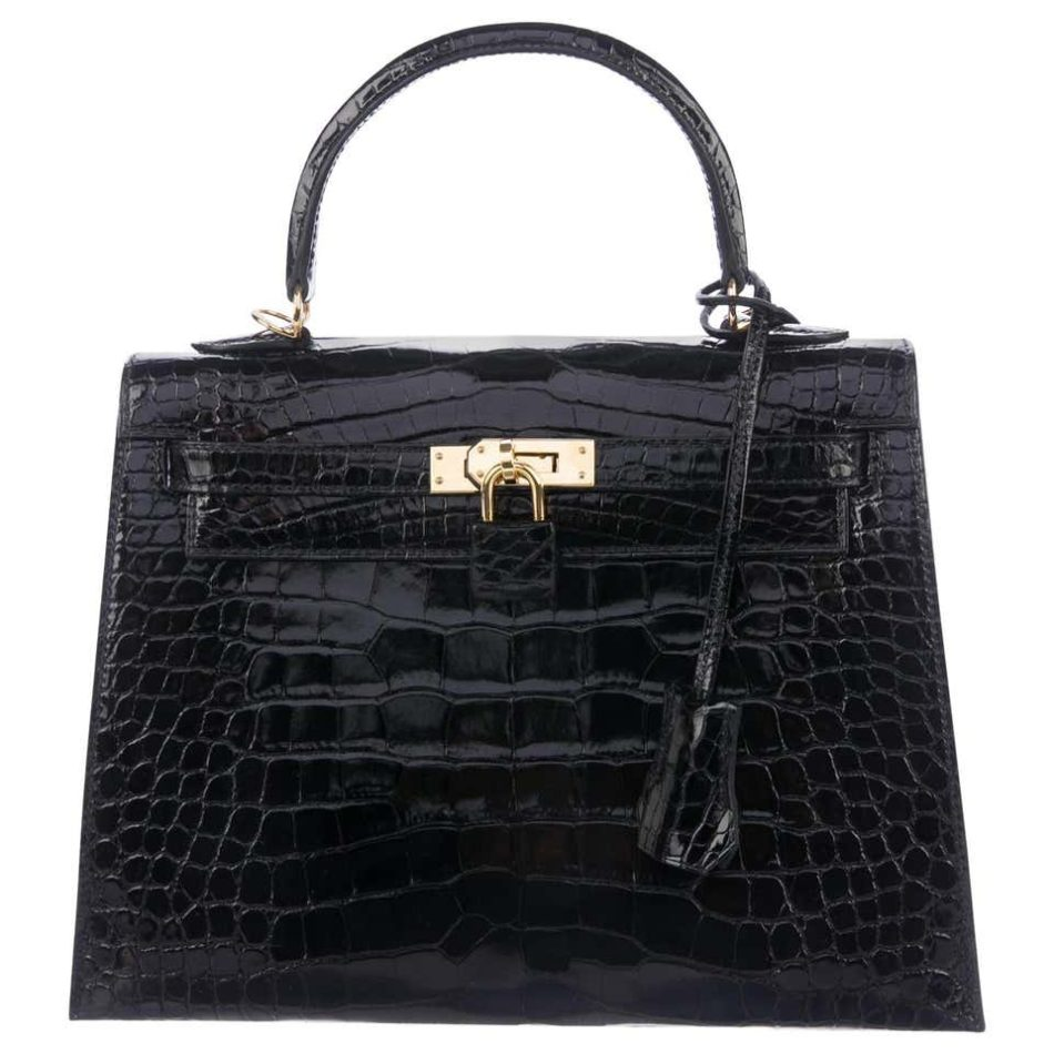 Hermès Crocodile Kelly 25 bag