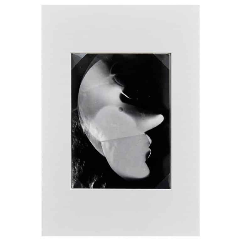 Self-portrait, 1926, by László Moholy-Nagy