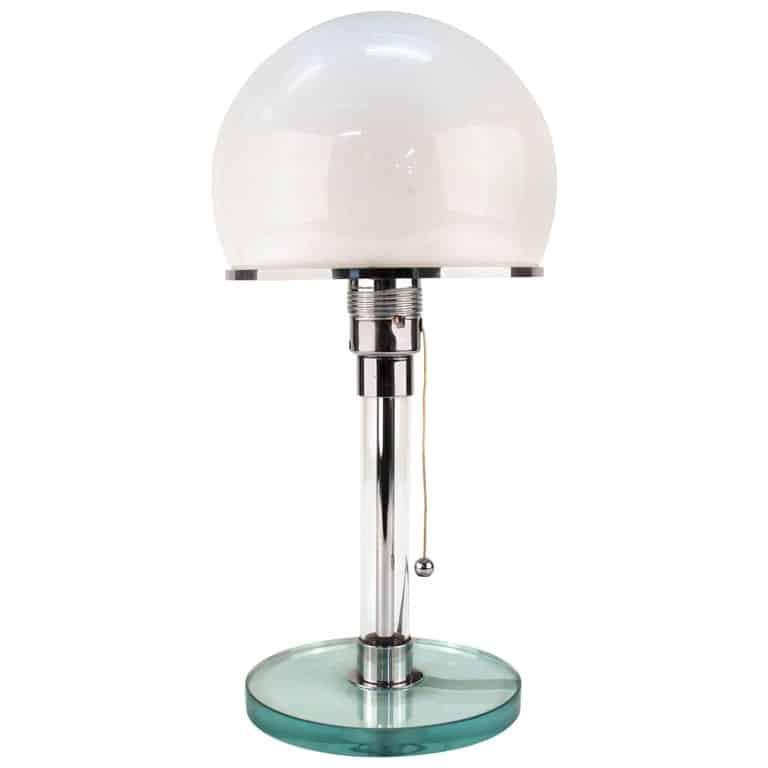 Wilhelm Wagenfeld table lamp