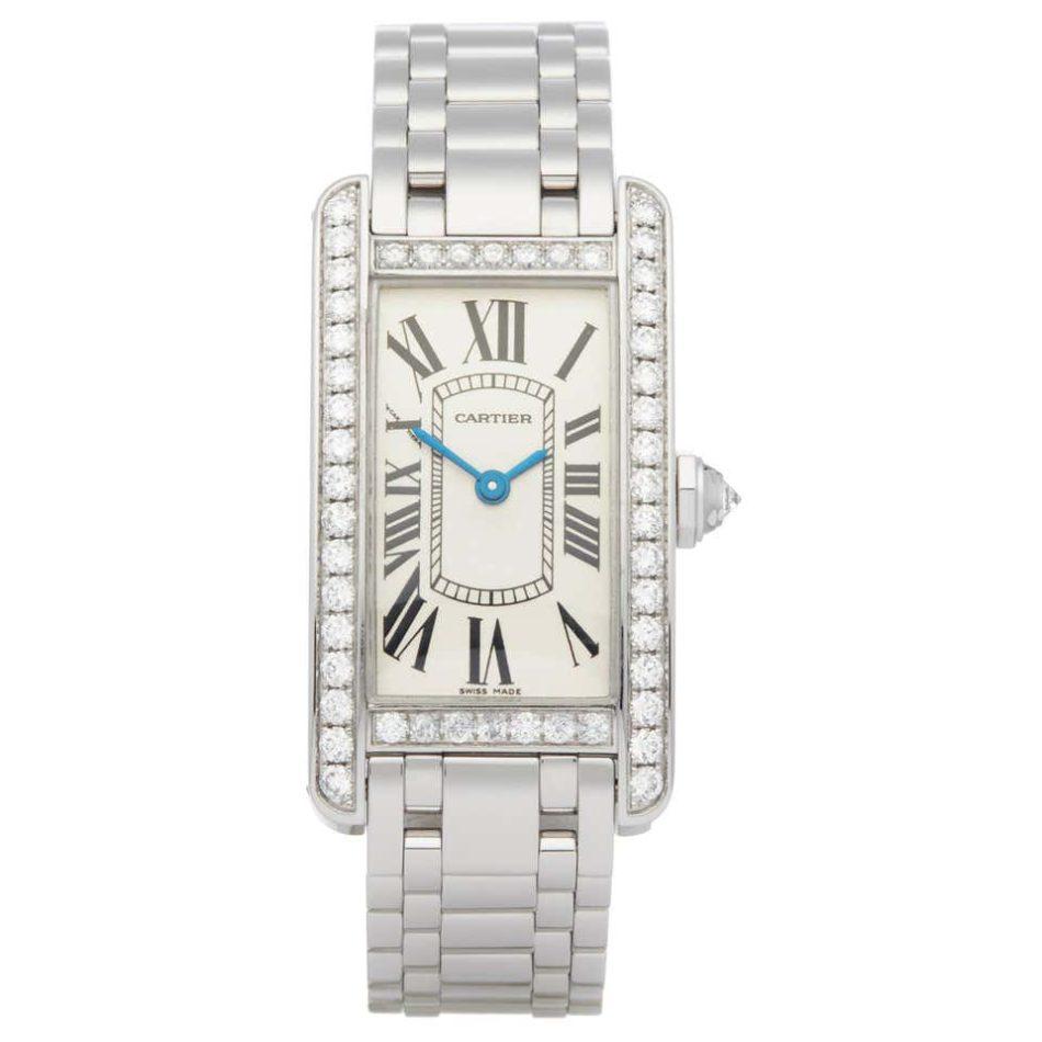 Cartier Tank Americaine watch