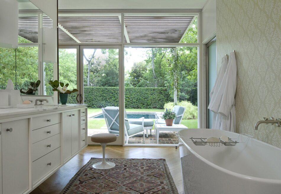 Bathroom by Ann Wolf