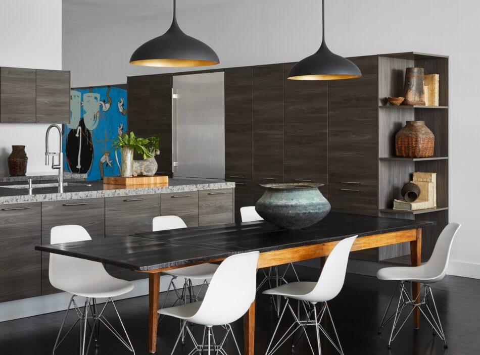 Kitchen by Michael del Pierro in Chicago