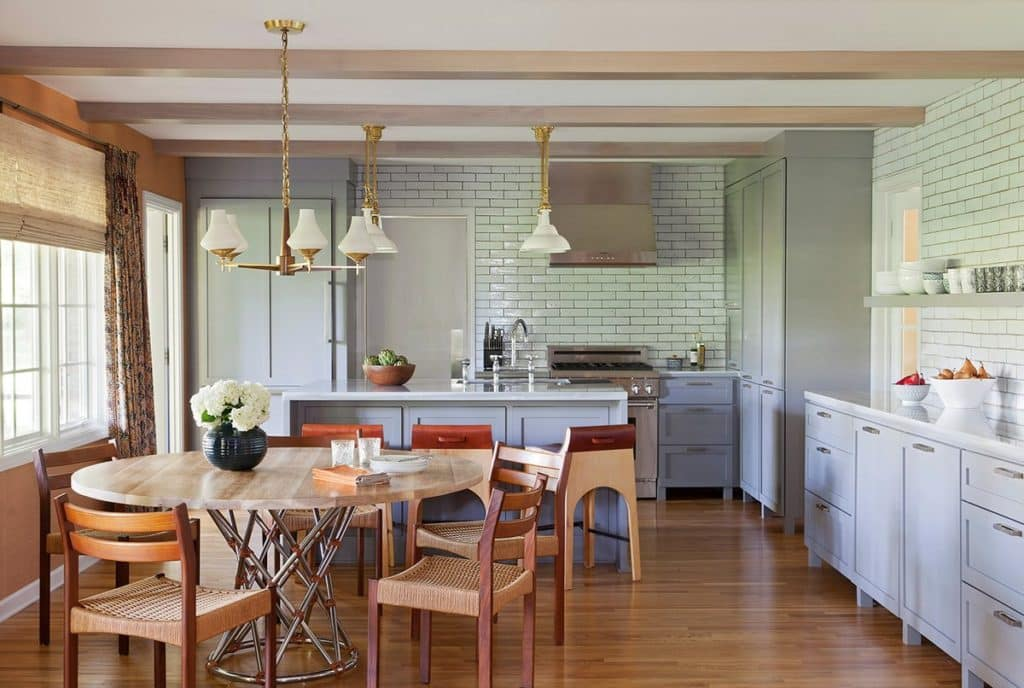 18 Inviting Eat-In Kitchens | The Study