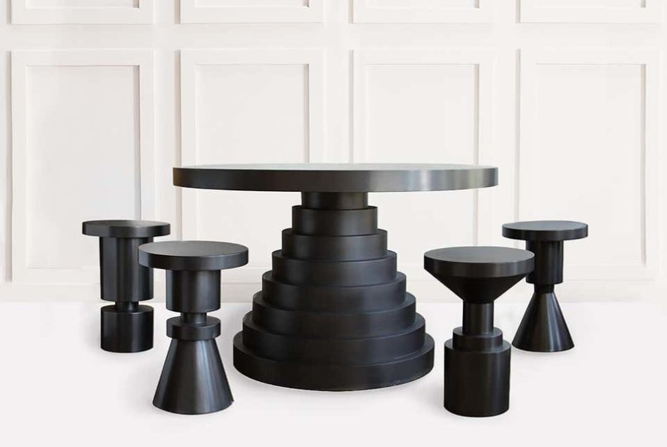Anna Karlin Layered dining table