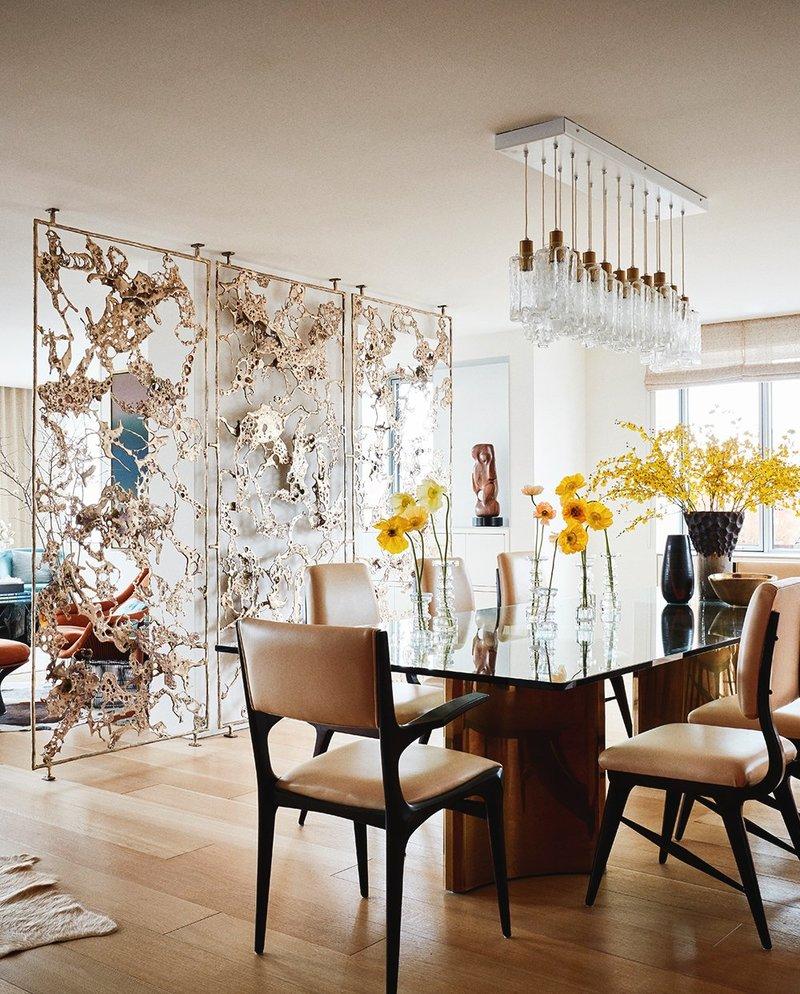 Manhattan dining room