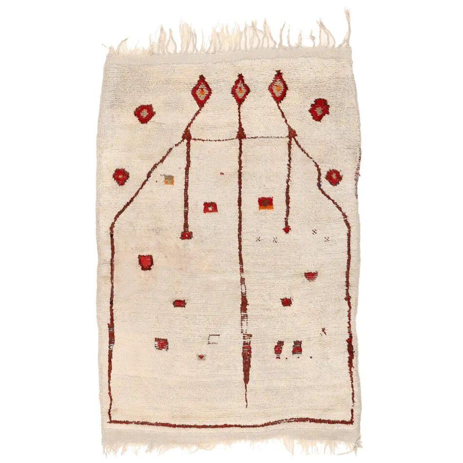 Anatolian Tulu prayer rug