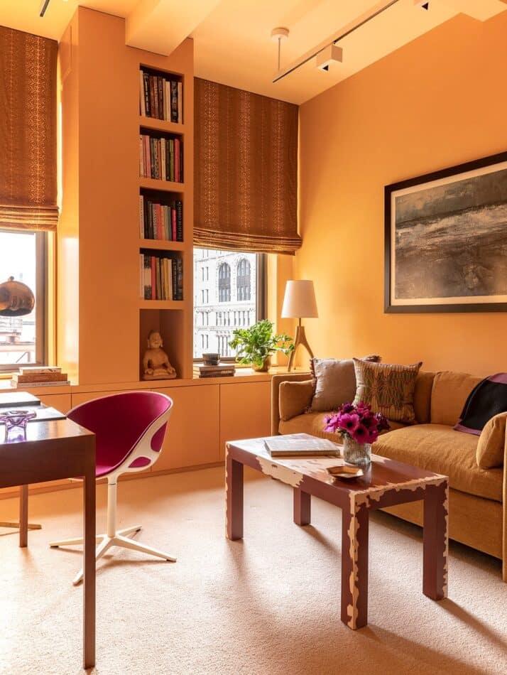 New York home office by Brockschmidt & Coleman