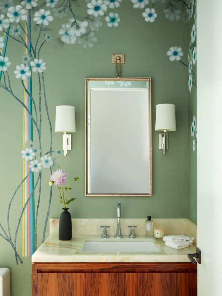 Bathroom by Sara Story